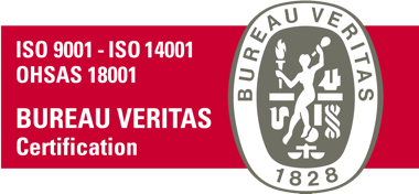 Certifications: ISO9001, ISO14001, OHSAS18001